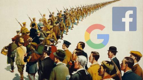 """Giganții internetului și """"relația"""" lor cu propaganda rusă"""