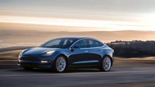 Poți să uiți de Tesla Mode 3, la cât de lent e fabricată