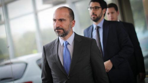 Noul director Uber știa de câteva luni de atacul suferit de companie