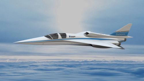 Avioanele supersonice vor face zborurile de vis