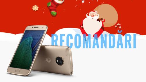 eMAG: telefoane pe care să ți le cumperi cu prima de Crăciun