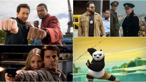 Cele mai bune filme de acțiune care au apărut până acum