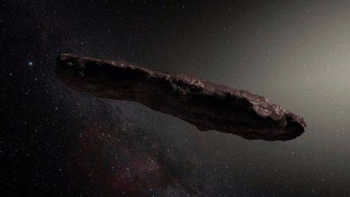 Obiectul interstelar controversat a dezvăluit un lucru uimitor despre Univers