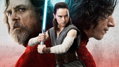 Star Wars The Last Jedi se mândrește cu încasări record