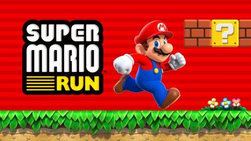 Super Mario Run intră în topul celor mai populare jocuri pe Android