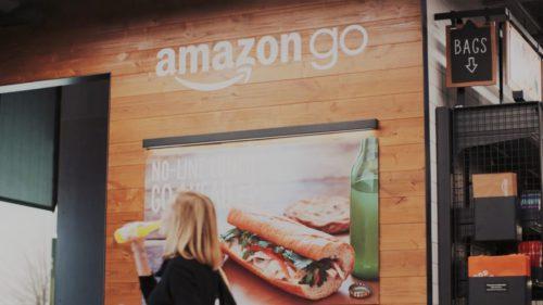 Amazon deschide magazinul viitorului din care pleci fără să plătești la casă