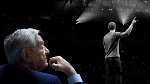 George Soros desființează dictatura Google și Facebook din online