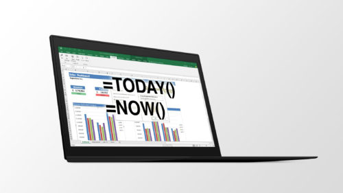 Microsoft Excel today now