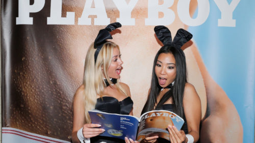 "Playboy Magazine's ""The Freedom Issue"" Release Party (July/August 2016 Issue)"