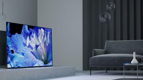 Noile TV-uri Sony pentru 2018 vin cu panouri OLED și Android TV