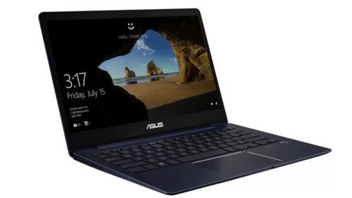 Cel mai mic și mai subțire ASUS ZenBook e bun și de gaming