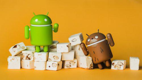 Android Nougat a devenit relevant în piață, la 17 luni după lansare