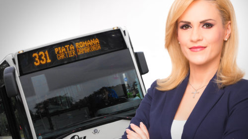 Autobuze noi primaria Bucuresti licitatie ratb