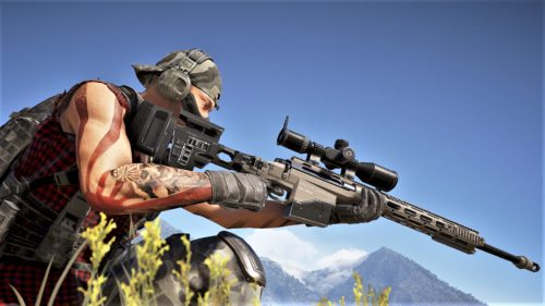 Rusia Ghost Recon