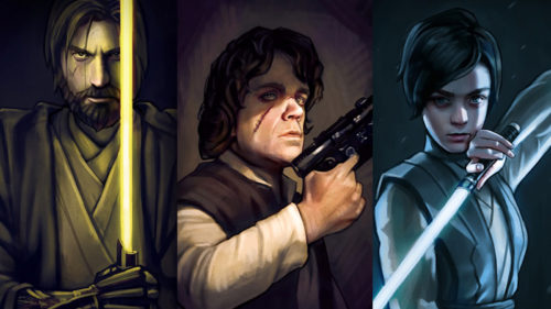 Creatorii Game of Thrones vor fi responsabili de Star Wars