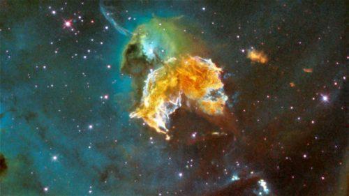 Un astronom amator a fotografiat explozia unei stele