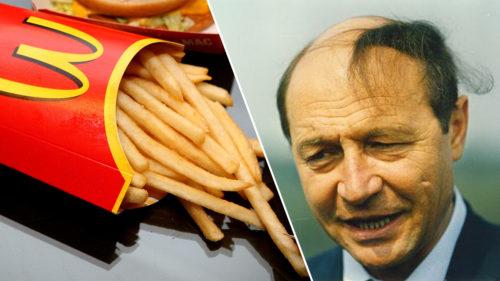 Cartofii prăjiți de la McDonald's te-ar putea scăpa de chelie