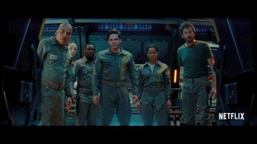 Netflix a promovat și a lansat Cloverfield Paradox