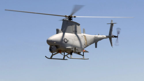mq8b-drona elicopter