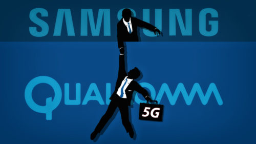 samsung qualcomm 5g