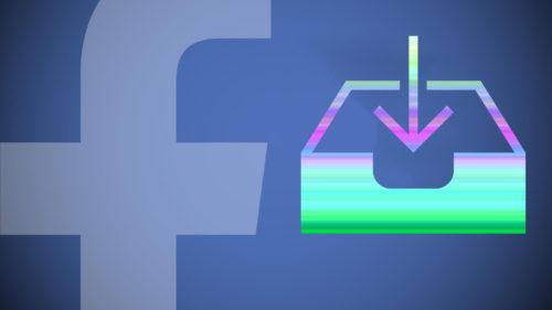 Cum iti descarci toate fotografiile postate pe Facebook dintr-un foc