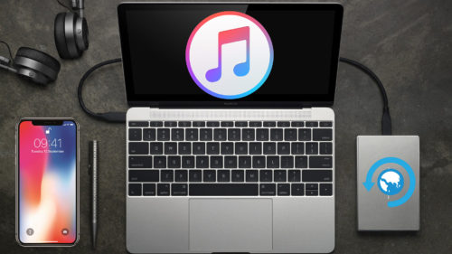 Cum schimbi locatia de backup din iTunes pe Mac