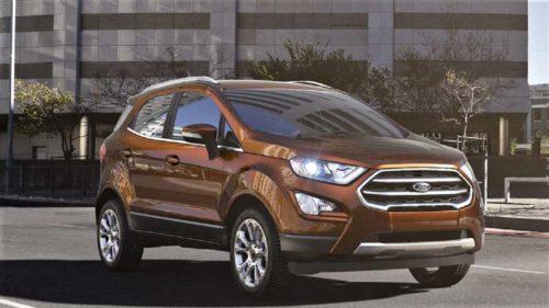 Ford Ecosport SIAB 2018