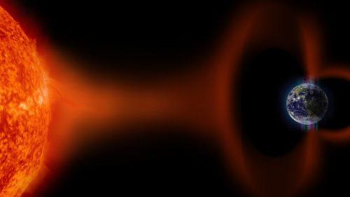 Furtuna solară care va lovi Pământul sperie mai ales internetul