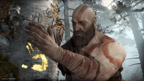 God of war demo