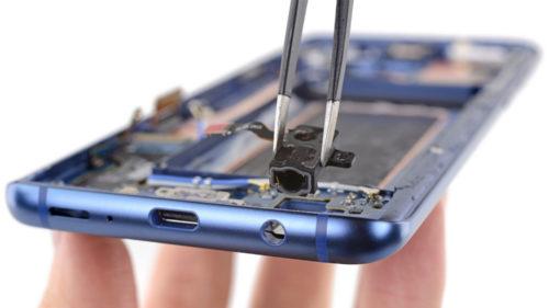 Samsung Galaxy S9 dezasamblat arată spectaculos în aceste poze