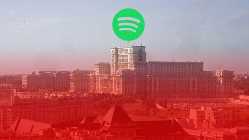 De ce s-a lansat Spotify în România, deși probabil nu știe unde e pe hartă