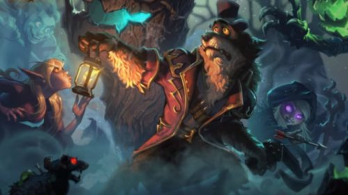 Hearthstone se pregătește pentru primul expansion pack pe 2018 – The Witchwood