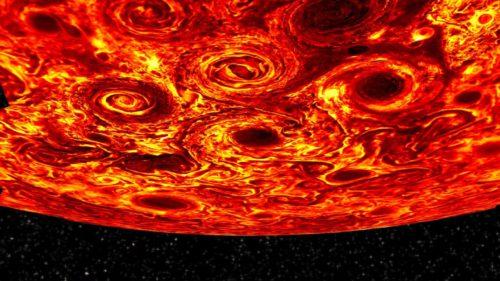 Sonda Juno dezvăluie de ce planeta Jupiter nu este ceea ce pare