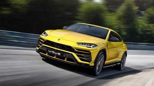 Lamborghini Urus, mașina bogaților, are deja succes în România