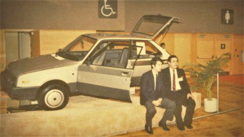 Dacia x Oltcit: OLDA, mașina hibrid românească pe care o voia Canada