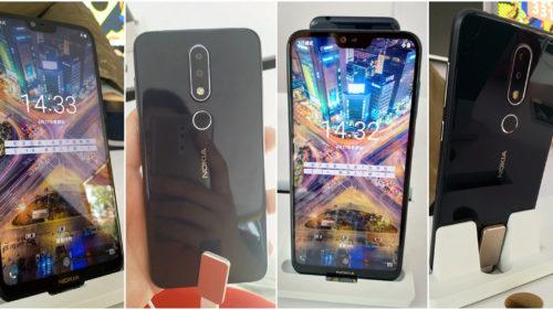Telefonul Nokia ca un iPhone X apare în clipuri neoficiale