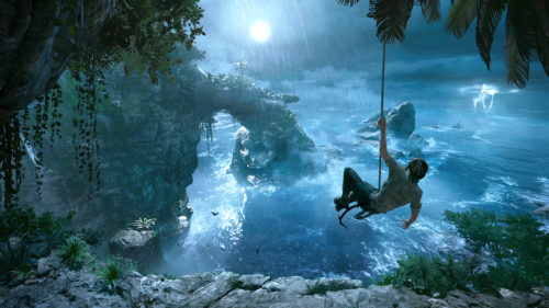 Shadow of the Tomb Raider duce personajul pe culmi nebănuite