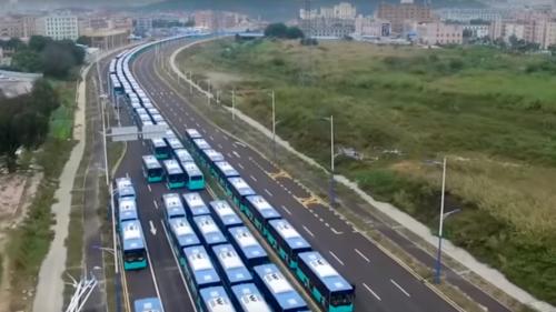 autobuzele electrice