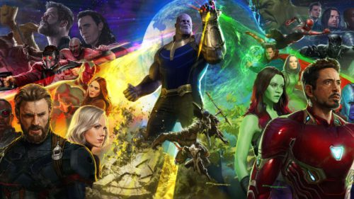 Avengers: Infinity War, filmul care umple de bani Hollywood-ul