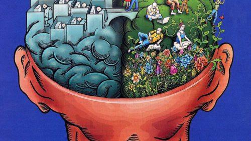 internetul creier psihic