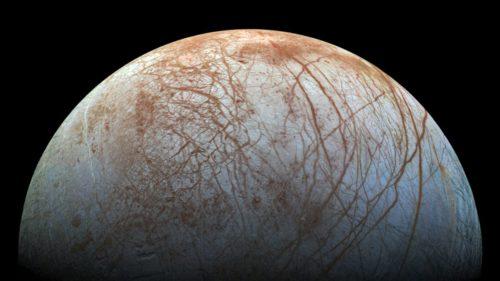 Unde ar putea fi găsite semne de viață pe satelitul înghețat al lui Jupiter