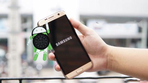 Samsung mai strică un telefon cu update-ul de Android Oreo