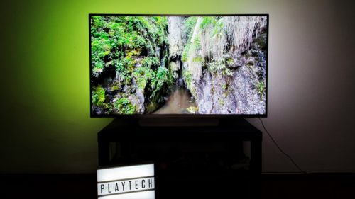 Philips 8300 Android Ambilight