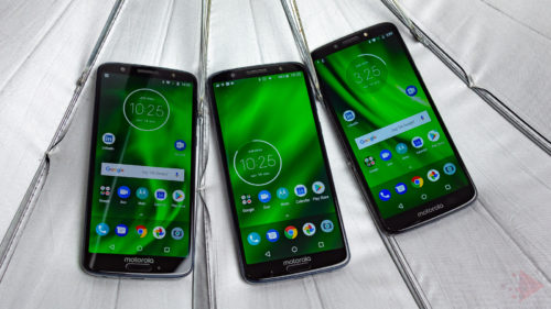 REVIEW Moto G6 cover