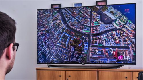Televizor LG Ultra HD