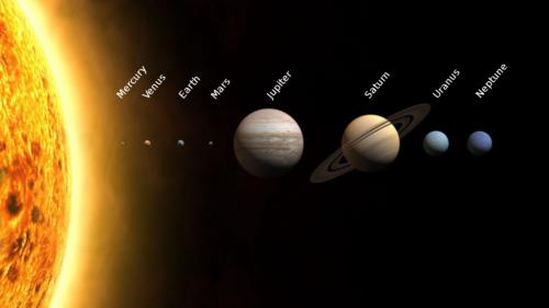 Unde ar putea fi a noua planetă din sistemul nostru solar