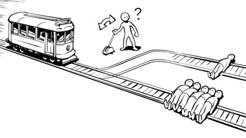 Dilema morală morbidă cu trenul a fost testată în viața reală