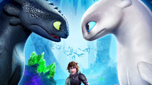 How to train your dragon 3 se anunță a fi spectaculos