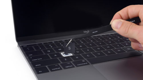 MacBook Pro tastatura butterfly