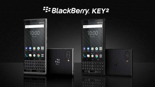 BlackBerry Key2, oficial: telefonul pentru ultimii fani ai brandului